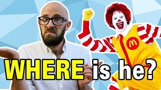 What Ever Happened to Ronald McDonald? (And the Bizarre Rules for Those Playing the Character)