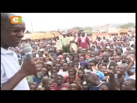 Waweru Mburu akumbukwa