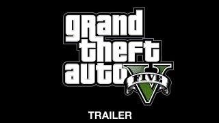 Grand Theft Auto V Trailer (RUS)