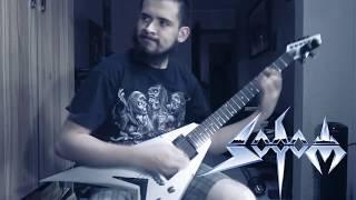 IN RETRIBUTION - Sodom Guitar Cover