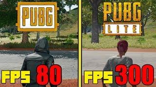 300 FPS na DARMOWYM PUBG - PUBG Lite