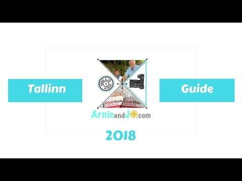 Tallinn Guide - 2018