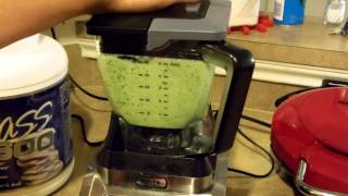 """Recipe: """"green Protein Smoothie"""" (kale And Spinach)"""