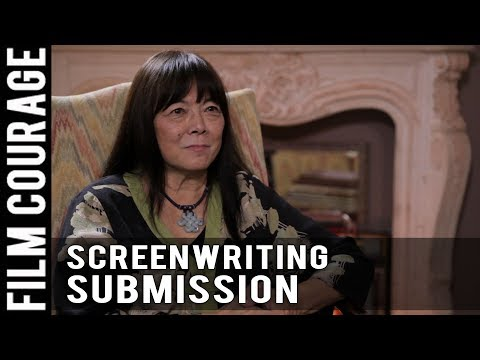 Submitting A Screenplay To Agents and Studios by Kathie Fong Yoneda