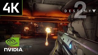 Destiny 2: 4K PC 60 FPS Homecoming Gameplay First Look – On GeForce GTX!