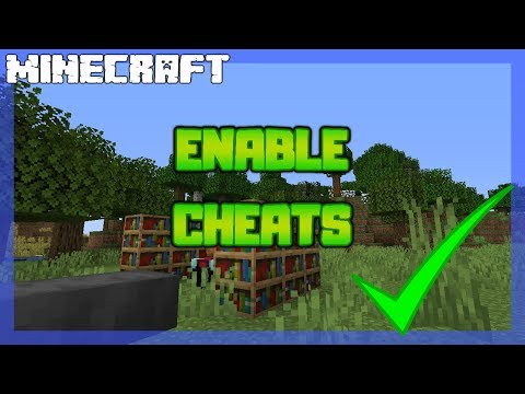 MINECRAFT | How to Enable Cheats After Creating World! 1.15.2
