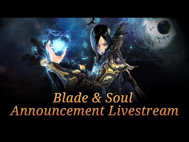 Blade & Soul (видео)