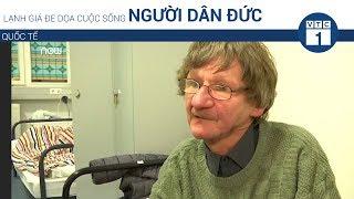 Lạnh giá đe dọa cuộc sống người dân Đức | VTC1