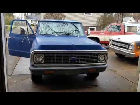 67-72 Chevy And Gmc C10 Gas Gauge Problem