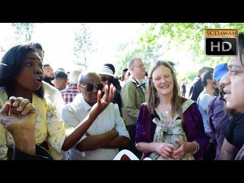 P2 - Christs Soldiers!  Mansur Vs Christians | Speakers Corner | Hyde Park