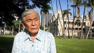 【アーカイブ】元ハワイ州知事の日系人2世ジョージ・アリヨシさん