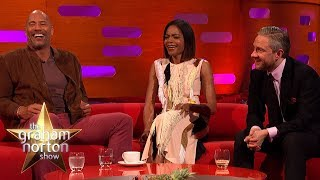 Martin Freeman Is Terrified of Avocados | The Graham Norton Show