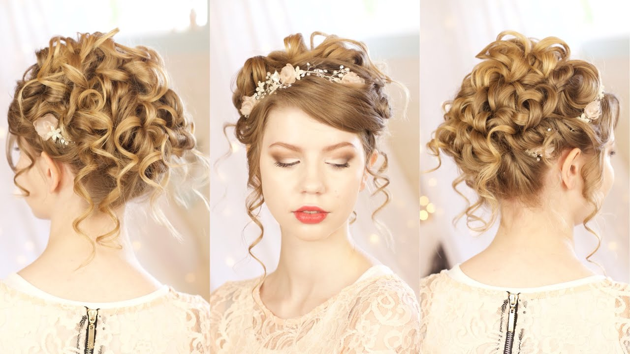 "Taylor Swift ""Love Story"" Updo"