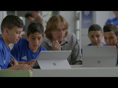 Behind The Team – Real Madrid Foundation