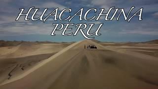PERU - HUACACHINA DESERT