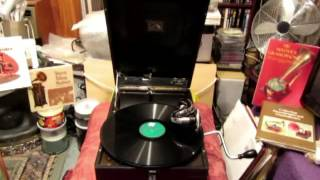 Cockney - Dialect British Drama League - 1920's  - 78 rpm - HMV 102