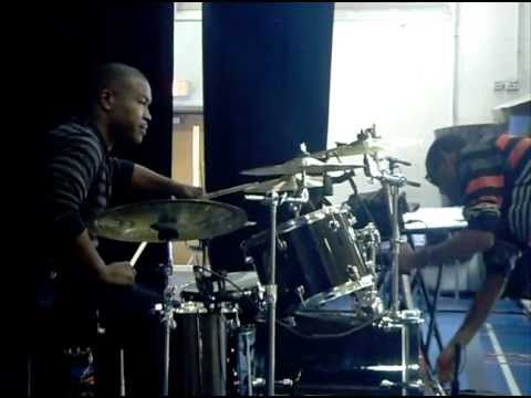 Timothy J Wilson feat. MUHAMMAD WHITE on DRUMS!!!!