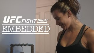 UFC Fight Night Chicago Embedded: Vlog Series - Episode 2