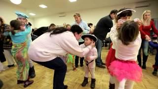 Dětský karneval s Míšou