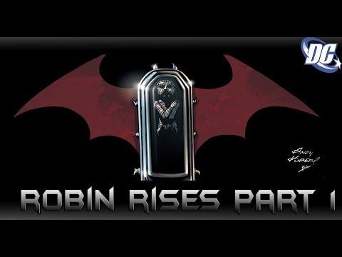 ลูกรักที่จากไป Robin Rises Part 1 - Comic World Daily