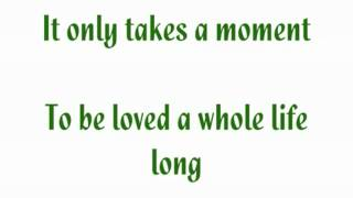"""""""It Only Takes A Moment"""" from Hello Dolly! karaoke/instrumental (Key: A)"""