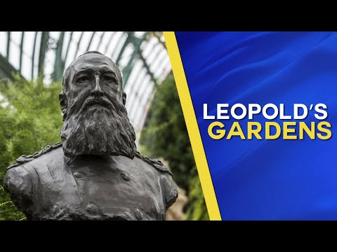 The Royal Greenhouses of Laeken: Documentary about King Leopold II