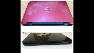 Restoration of very old Dell Laptop II Laptop Restoration