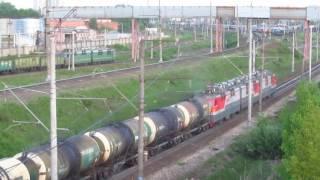 Вологда - важнейший жд узел северной России.(, 2016-05-21T08:06:39.000Z)