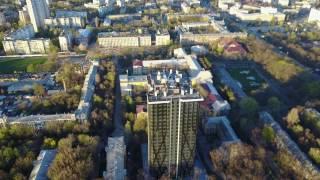Видео обзор ЖК Шервуд, Авиаконструктора Антонова 4-A