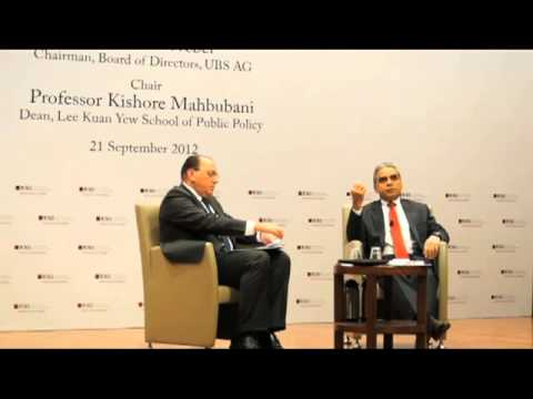 2012 Lee Kuan Yew School of Public Policy - Europe and Asia - An Undeniable Connection