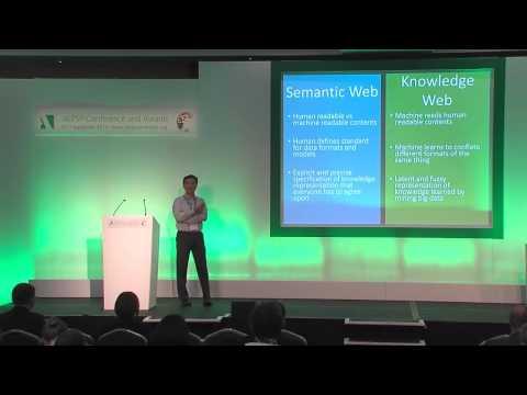 Microsoft Research's Kuansan Wang: From web publishing to knowledge web publishing
