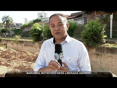 JMD (16/05/18) Mais Um Trecho Da Marginal Botafogo Vai Ser Ser Liberado Amanhã
