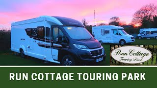 RUN COTTAGE TOURING PARK Hollesley | Walk to SHINGLE STREET | Ep214