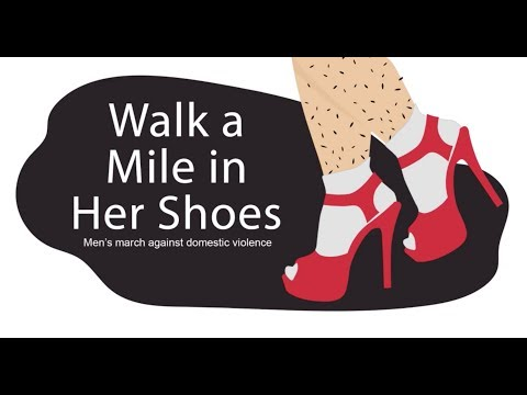 2019 Walk a Mile in Her Shoes