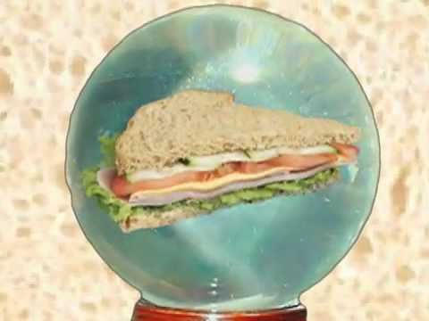 FUNNY KIDS MUSIC - SANDWICH! BrainyTunes' funny reggae song for kid who loves Bob Marley!
