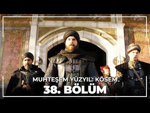 Muhteşem Yüzyıl: Kösem 38.Bölüm (HD)