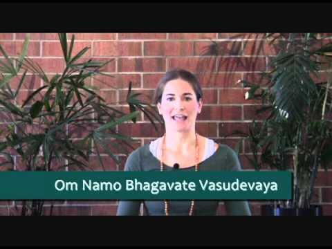 Om Namo Bhagavate Vasudevaya Mantra for Liberation