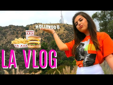 I'M BACK!!! LA Vlog | Sophia Grace