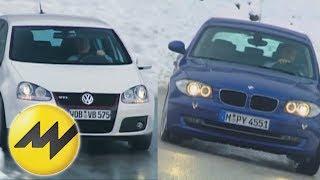 VW Golf V GTI vs. BMW 123d: Benziner oder Diesel - der Konzeptvergleich