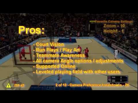 NBA 2K14  | IN THE PAINT | #7 | CAMERA BREAKDOWNS - 2K