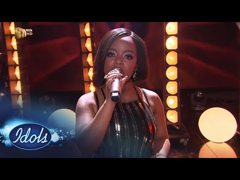 Thando - 'Wasting Time' – IdolsSA | Mzansi Magic