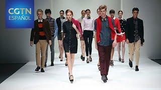 'Beijing Fashion Night', inauguró la Exposición de moda China Instyle