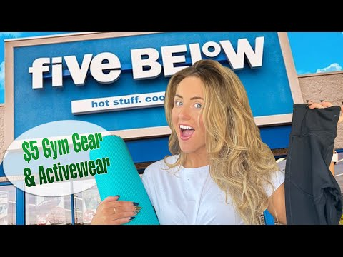 Testing $5 Activewear and Home Fitness Equipment!