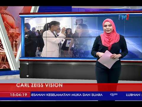 CARL ZEISS VISION – SASAR BUKA 10 CAWANGAN DI MALAYSIA [22 NOV 2017]