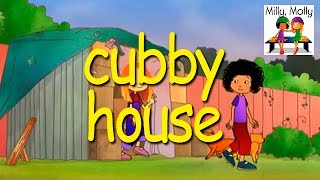 Milly Molly   Cubby House   S2E15