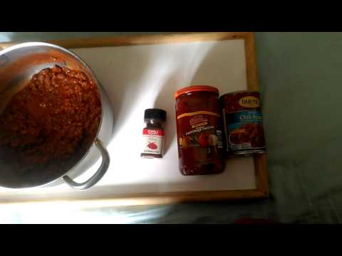 Quick easy chili recipe delicious