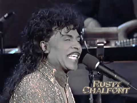 Little Richard - Let The Good Times Roll - Live