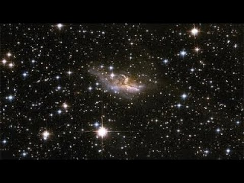 Dragonfly 44: A Mysterious Galaxy Made of Mostly Dark Matter
