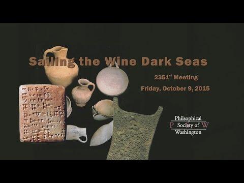 PSW 2351 Sailing the Wine Dark Seas | Eric Cline