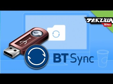 BitTorrent Sync Is Awesome! But Can It Be Portable?